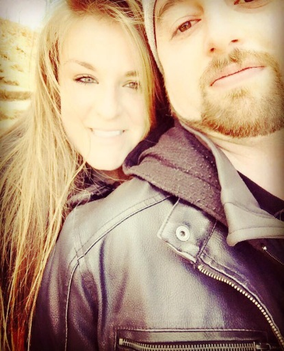 Erik and Corinne at Beacon